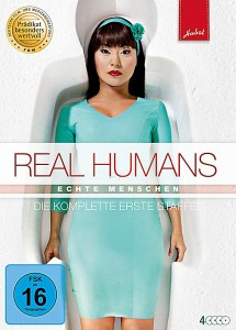 Real Humans DVD Cover