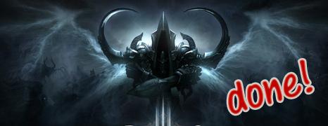 Diablo 3 – Reaper of Souls durch
