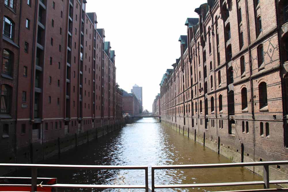 Hamburg in 2,5 Tagen