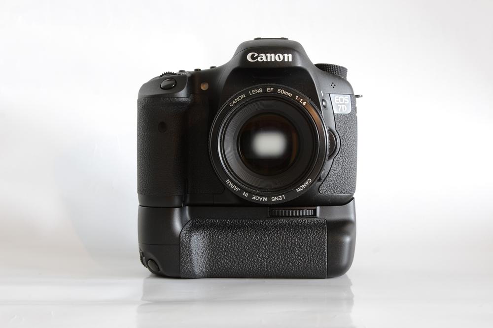 Canon 7D Batteriegriff