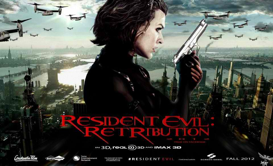 Filmkritik: Resident Evil Retribution