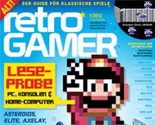 Retro Gamer & Return