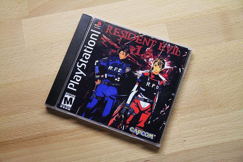 Resident Evil 1.5 – Im Regal