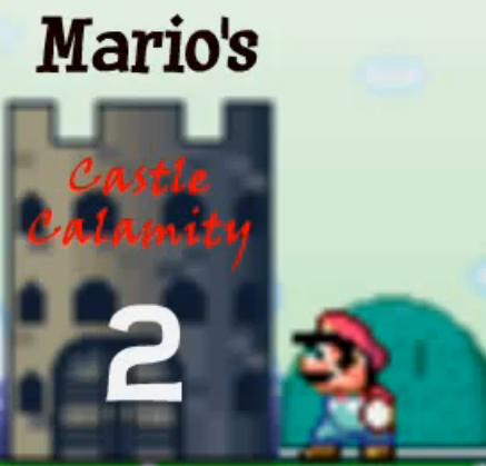 Mario's Castle Calamity 2