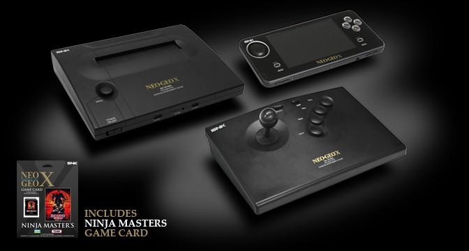 Neo Geo X Gold – Nein Danke!
