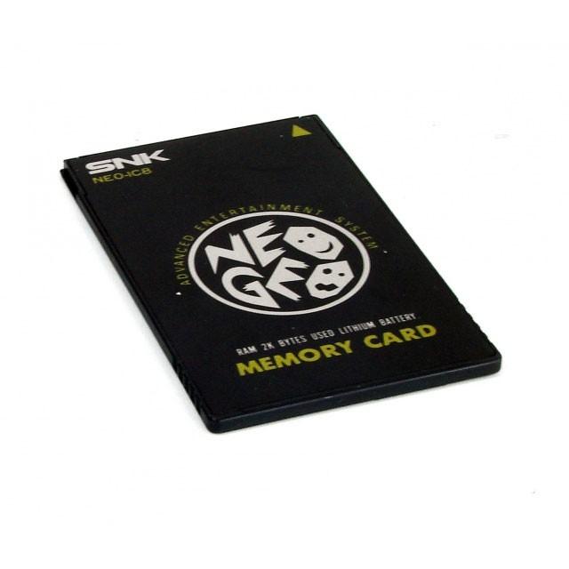 Neo Geo Memory Card