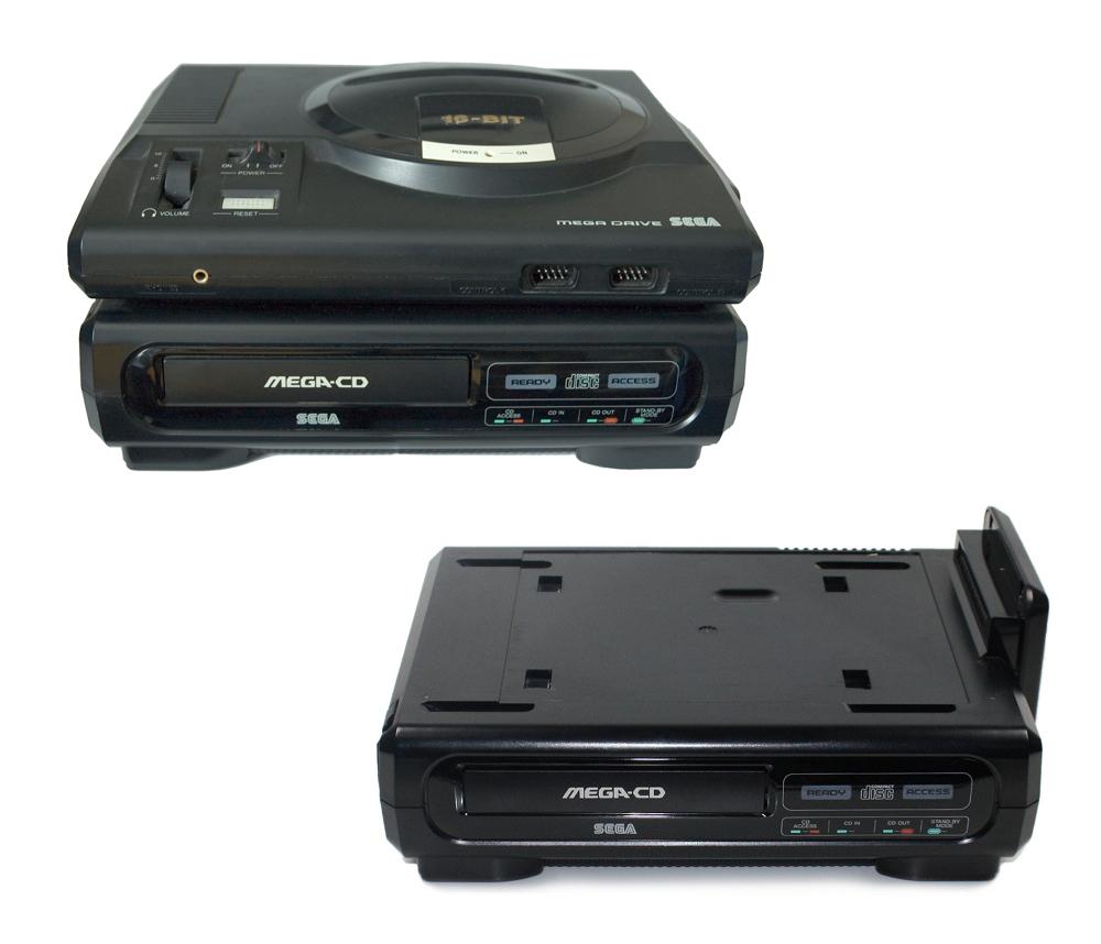 Sega Mega CD-1