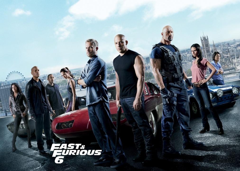 Filmkritik: The Fast & Furious 6