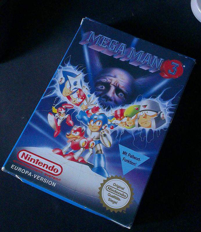 Megaman 3