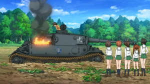 Girls und Panzer - 10 - Large 07