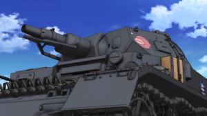 Girls-und-Panzer-Ankou-Tank