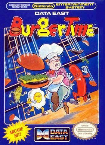 NES – Burgertime