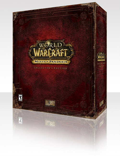 World of Warcraft Mists of Pandaria CE