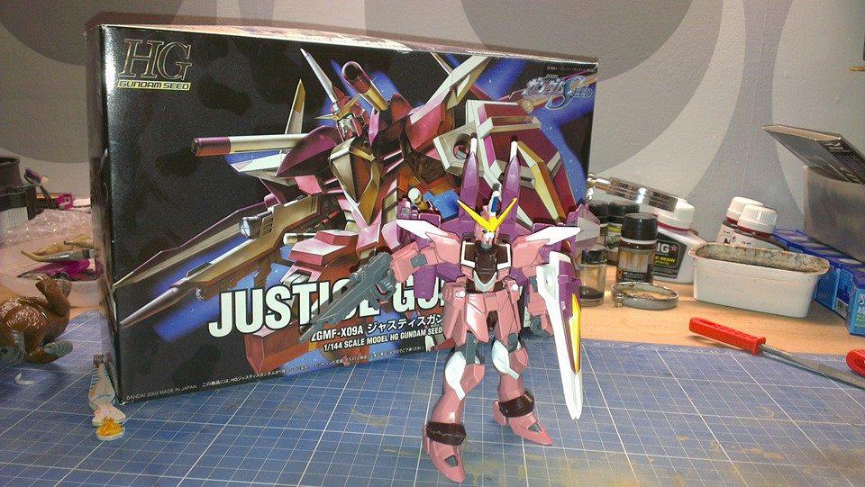 Gundam basteln