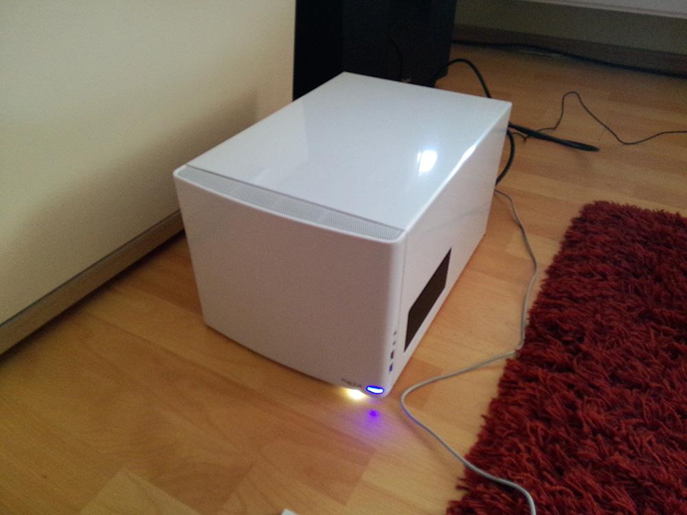 Wohnzimmer PC 2.0