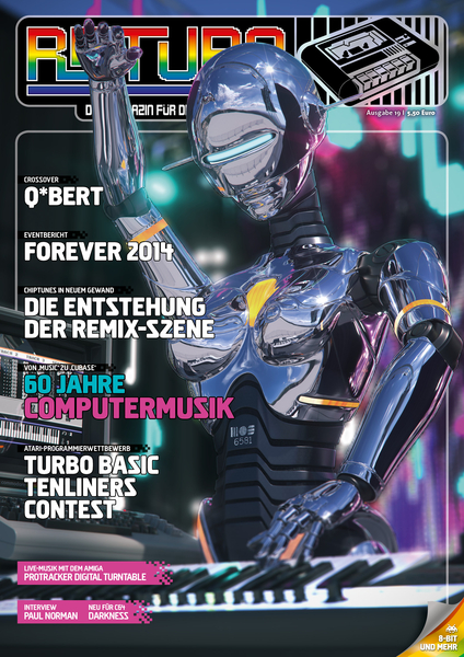 RETURN Ausgabe 19