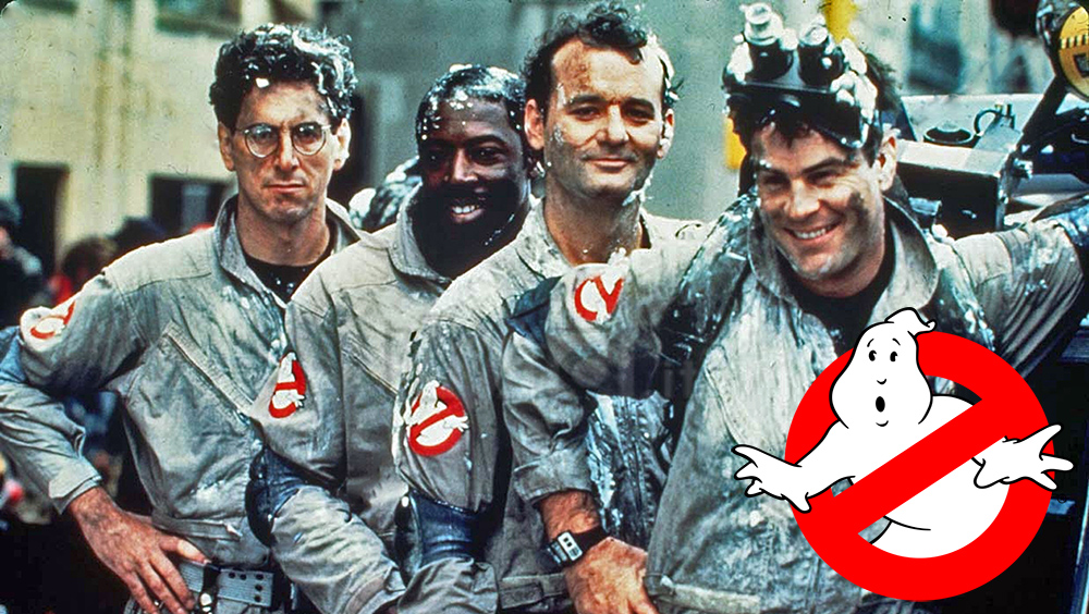 R.I.P. Ghostbusters
