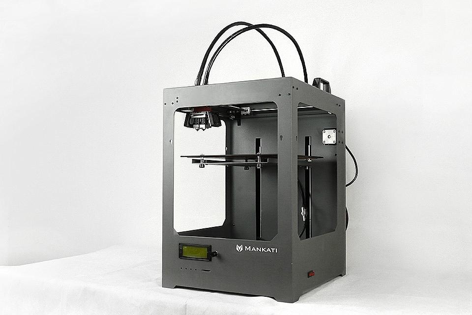 3D Drucker Incoming