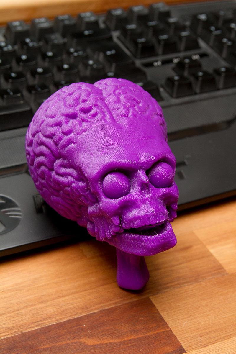 3D Druck – So langsam wirds