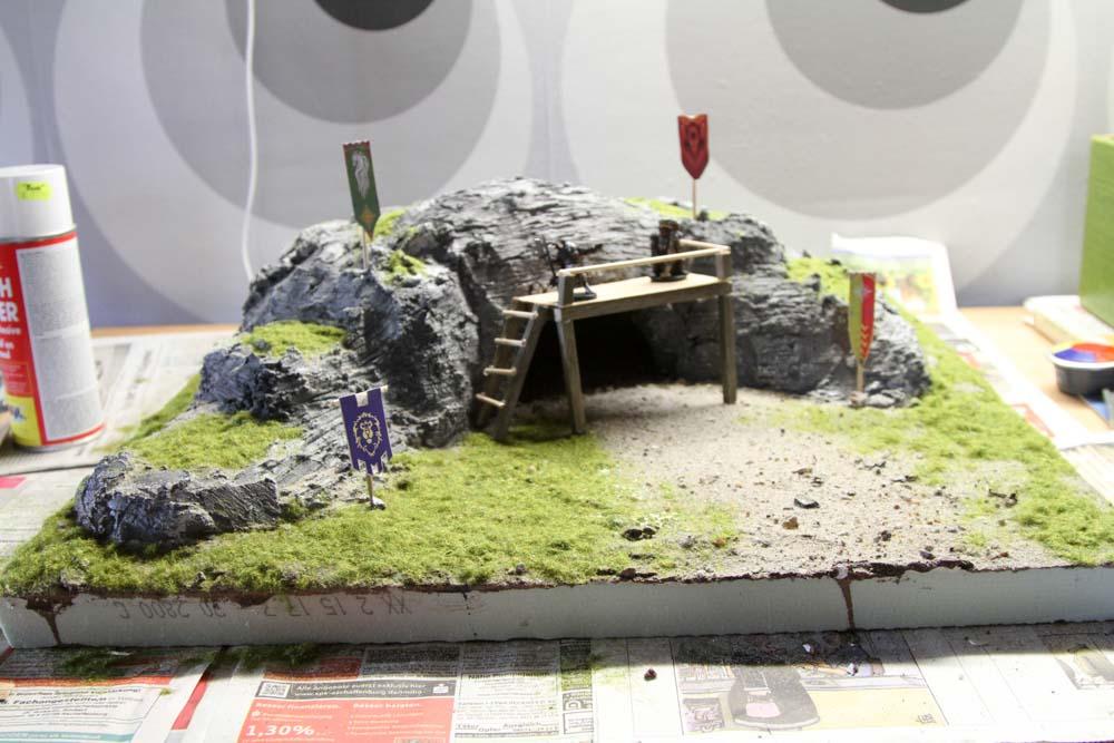 Trollhöhle – Der Baubericht