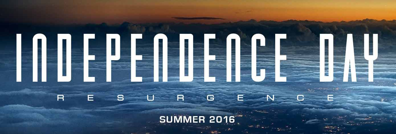 Independence Day 2 Trailer!