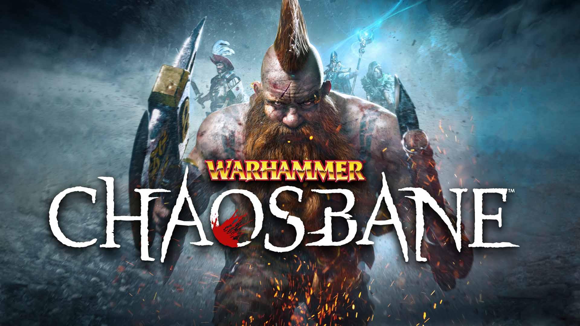 Warhammer Chaosbane – Kann man mal machen