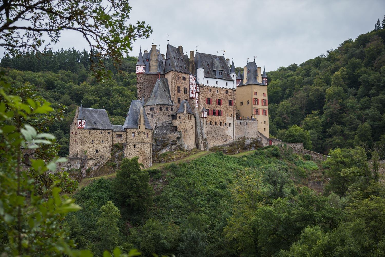 Burg Eltz, Reichsburg Cochem und die Gaierlay
