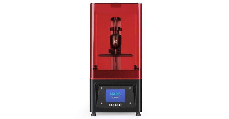 Elegoo Mars</br>mein neuer 3D Drucker