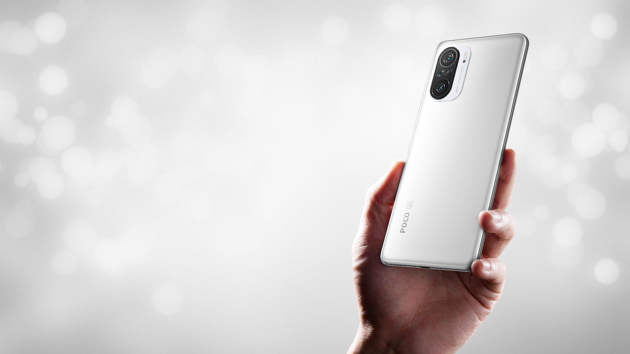 Mein neues Smartphone – ein Poco F3