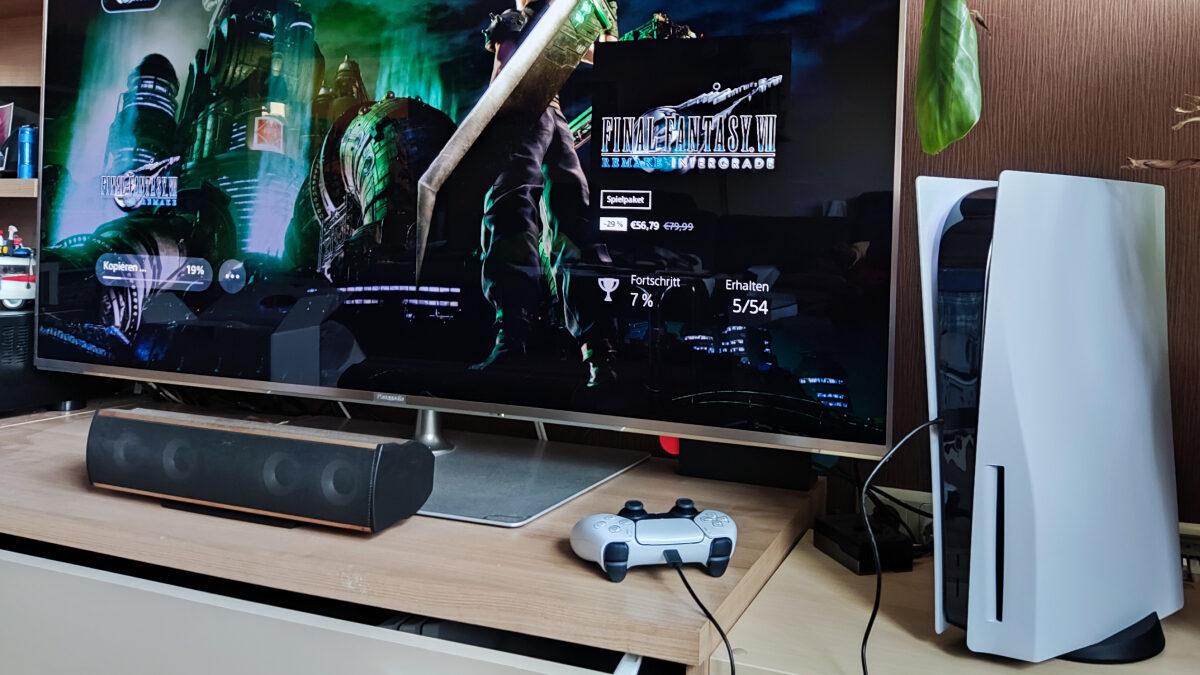 Playstation 5 zieht ein