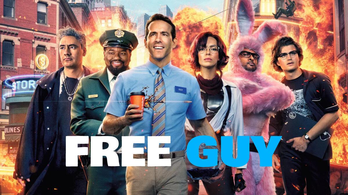 Free Guy – Selten so viel gelacht