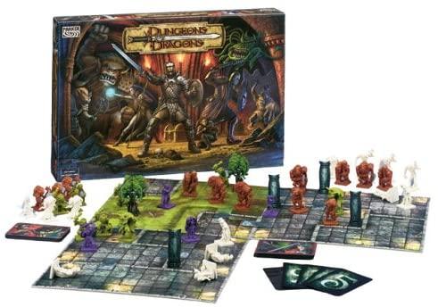Dungeon and Dragons - Das Fantasie Abenteuerbrettspiel
