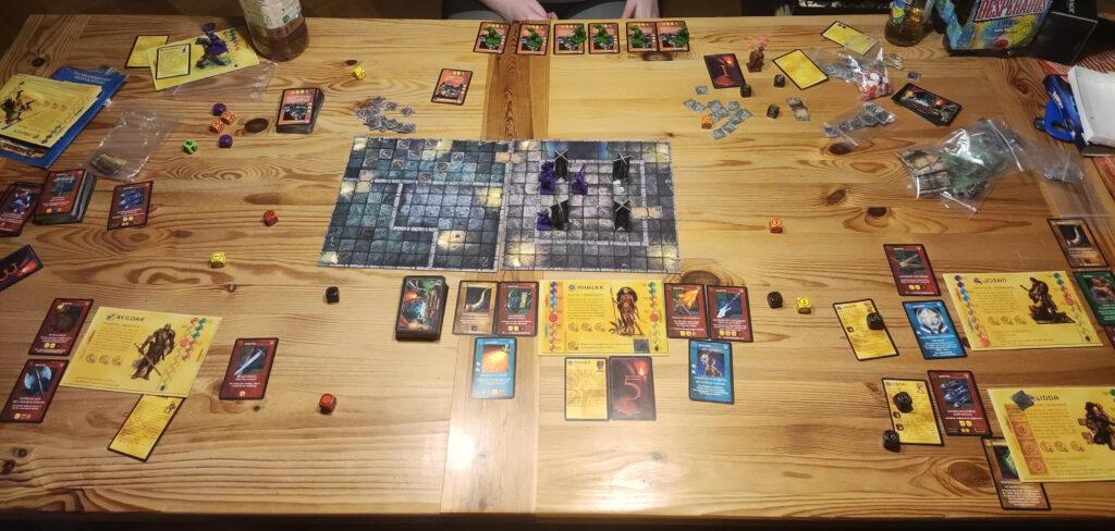 Dungeon and Dragons - Die erste Runde
