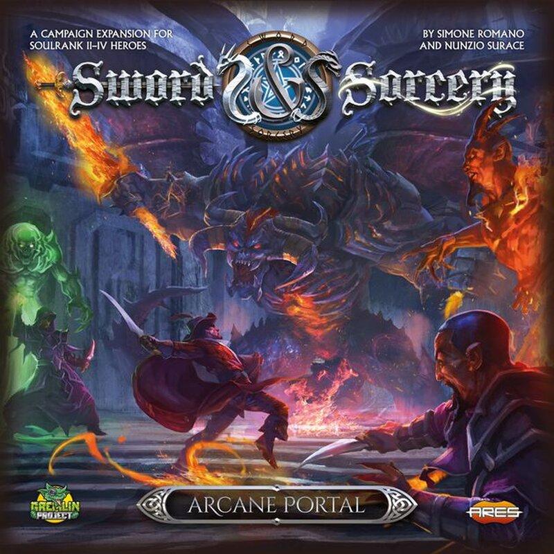 Sword & Sorcery - Das Portal der Macht