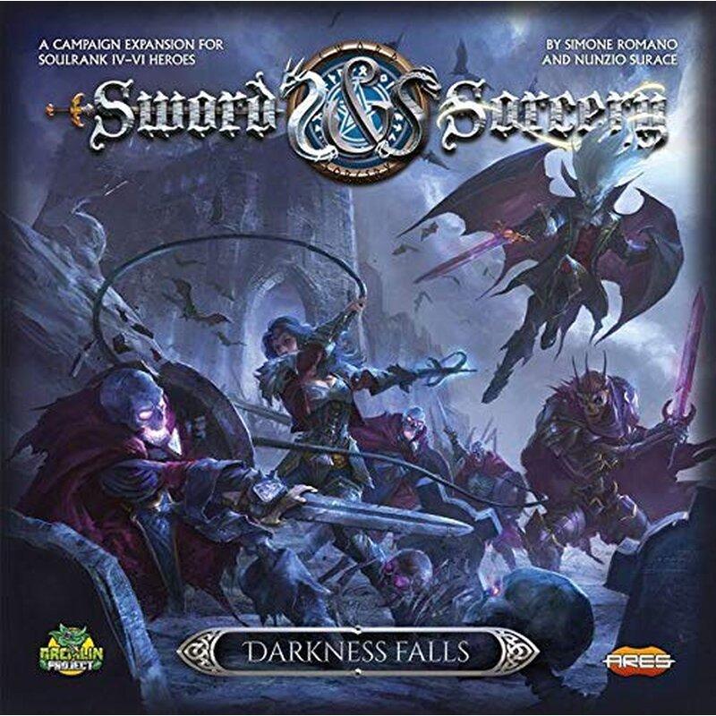 Sword & Sorcery Drohende Finsternis