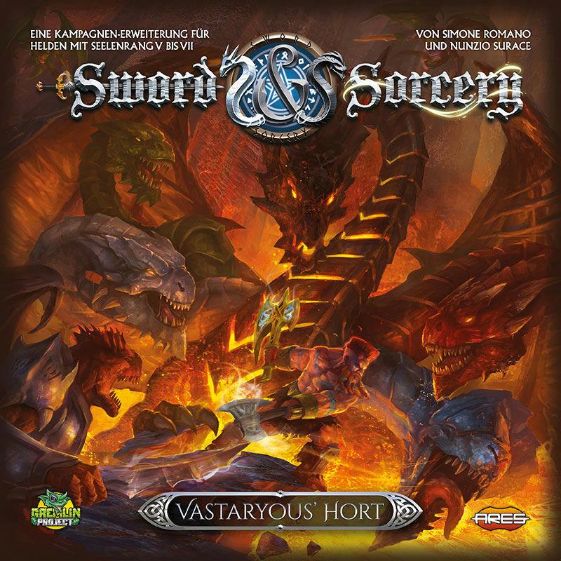 Sword & Sorcery: Vastaryous' Hort