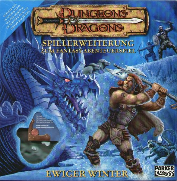 Dungeon and Dragons - Ewiger Winter