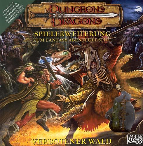 Dungeon and Dragons - Verbotener Wald